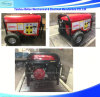 Раскройте Frame Gasoline Generator Gasoline Generator с Wheel Gasoline Petrol Generators