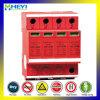 Система защиты Lightning ограничителя перенапряжения Ly3-C40 420V 40ka 4pole Surge Diverter 220V
