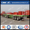 Cimc Huajun Trailer Train com Dolly Trailer