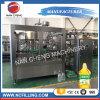 Maquinaria que capsula del embotellado automático del petróleo vegetal 2 in-1