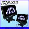 Appui-tête de voiture le tableau de bord numérique autonome Moniteur LED Entrées vidéo 2 voies, Auto Marche Arrière (SA9A)