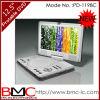 11.3 Multimedia reproductor de DVD portátil con sintonizador de TV,juego,USB,Tarjeta (PD-1198C)