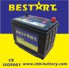 Fabbrica Price JIS 60ah 12V Sealed Mf Auto Battery Car Battery 55D26r-Mf