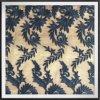 葉のテュルの刺繍のレースが付いている葉によって刺繍されるレースの網の刺繍のレース