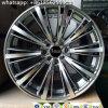 17pol-18polegadas Jantes de liga leve de alumínio as rodas do carro