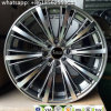 17inch-18inch roda as rodas de carro das rodas da liga de alumínio