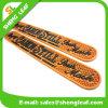 Esteiras de tabela de borracha macias impressas logotipo do PVC da qualidade 3D do Elevado-Tipo