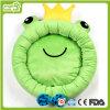 Netter Frosch-Entwurfs-weicher Haustier-Hund Cushion&Bed