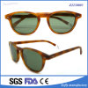Os melhores Eyeglasses polarizados desenhador de venda do acetato da forma da chegada