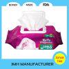 Reiner Wasser Skincare Baby-Wischer-Duft frei (BW048)