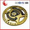 Neue Produkt-kundenspezifisches Zink-Legierungs-Überzug-Goldpin-Abzeichen