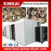 Tipo industrial máquina do secador de bandeja do secador do cogumelo