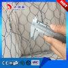 Der Qualitäts-PE/PVC überzogene Gabion Korb-Stein-Rahmen Kasten-Flut-des Schutz-2*1*1m Gabion für Verkauf