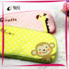 Los niños 100% algodón diseño lindo del animal Impreso de látex espuma de memoria cama Almohada de viaje