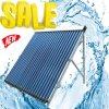 Collettore solare ad alta pressione/pressurizzato spaccato del riscaldatore di acqua calda del sistema a energia solare delle valvole elettroniche del condotto termico 20