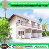 호텔에 의하여 주문을 받아서 만들어지는 살아있는 Prefabricated 콘테이너 집을%s 호화스러운 콘테이너 집