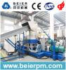 Recycling Film/Bag van het Type PE/PP van bundel de het Plastic en Lopende band van de Agglomeratie Pelletizing/Granulation