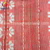 Hilado de la ropa de la mujer teñida tela del telar jacquar de algodón (GLLML151)
