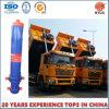 Cilindro hidráulico telescópico para Dump Truck Cilindro