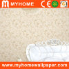 PVC Flowers Wall Paper para Hotel