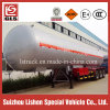 Gas-Becken-Propan-Speicher LPG-Tanker-halb Schlussteil