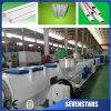 Tubulação elétrica do PVC do CCC que faz a promoção da maquinaria