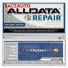 Авто ремонт автомобиля с помощью программного обеспечения 750ГБ жесткого диска и Alldata Митчелл