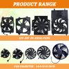CC Motor Axial Radiator Fan del ventilatore per Bus e Truck