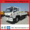 Tonelada clara 116HP do caminhão 10 da carga de HOWO 4X2 para a venda