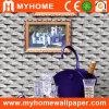 Papel de parede decorativos em 3D Design Natural