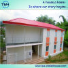 Baixo Cost Prefabricated Structure House para Dormitory