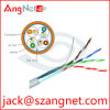 4 Pair Solid Bare Copper 1000ft Cat 5e Cable를 위한 가자미 Passed Cable UTP FTP SFTP Network Cat5e Cable