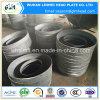 Protezioni cape ellittiche servite dell'estremità del tubo del acciaio al carbonio per le caldaie