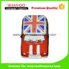Automobile di ceramica del fumetto con la bandiera nazionale personalizzata del Regno Unito della decorazione