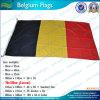 Черный желтый флаг страны Бельгии эмблемы революции (M-NF05F09014)