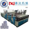 Precio barato de alta velocidad de rebobinado de rollo de papel higiénico de equipos de la máquina de producción de papel