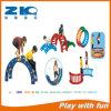 Tablero del equilibrio del patio para los niños Zk057-1