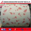 Um grau PPGI para materiais de decoração e folha de tejadilho