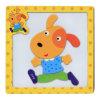 Heiße Puzzlespiel-Förderung-Geschenk-Aufkleber der Verkaufs-Kind-DIY magnetische