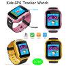 Seguridad intermitente Ver GPS Tracker para niño con la cámara D26c