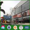 Estrutura de aço Multistory Shopping Mall em Angola
