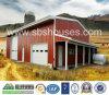 De pre Bouw van de Structuur van het Staal van de Ingenieur/Garage/Storage