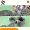 Grafito de la junta de la Herida de espiral metálica utilizada para Ndustrial el agujero de inspección del horno, termómetro Insertar Holeindustrial horno quemador y la puerta del horno
