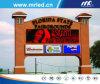 P16 de la publicité Affichage LED de couleur rouge LED défilement message émouvant extérieure (IP65)