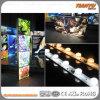 Tecido da tensão da caixa de luz LED Publicidade Caixa de Luz Interior da caixa de luz