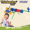 Bloc constitutif de jouets créateurs pour des enfants dans la forme de pistolet