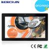 Pantalla de visualización de la red del LCD del anuncio de 15.6 pulgadas construida con el webcam de Bluetooth
