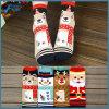 De Vrouwen van de winter mept de Warme Sokken van het medio-Kalf van Kerstmis van de Wol