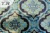 Le tissu 2016 de Chenille de série de jacquard a conçu pour l'Amérique du Sud et l'Afrique