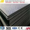 Q345/Q235/Ss400 열간압연 강철 Checkered 격판덮개 또는 장 또는 코일